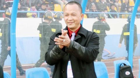 Ông Phạm Thanh Hùng - Chủ tịch CLB Than Quảng Ninh