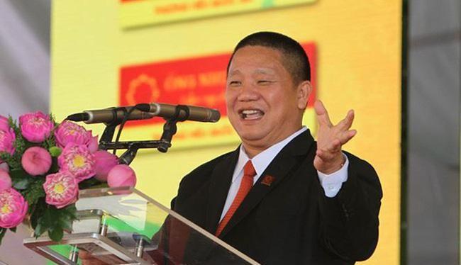 Ông Lê Phước Vũ là Chủ tịch HĐQT Tập đoàn Hoa Sen, song cũng là Chủ tịch của Công ty TNHH Tập đoàn Đầu tư Hoa Sen