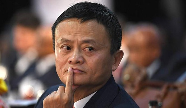 Jack Ma - Chủ tịch Alibaba và Ant Group