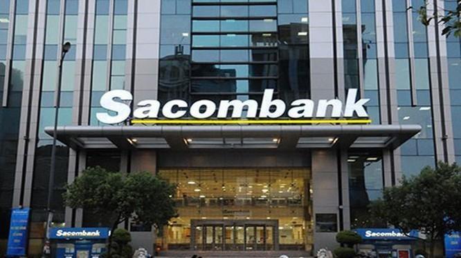 Sacombank báo lãi ròng 2.700 tỉ đồng năm 2020