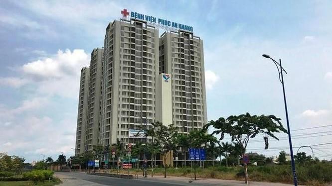 Khối nợ xấu 2.200 tỉ đồng của chủ Bệnh viện Phúc An Khang