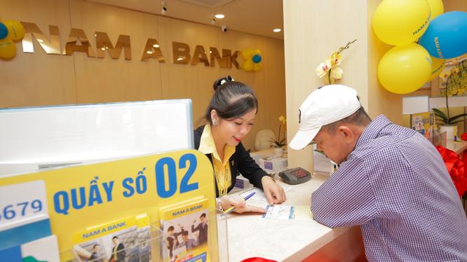 Nam A Bank báo lãi gần 800 tỉ đồng năm 2020, tỉ lệ nợ xấu còn 0,8%