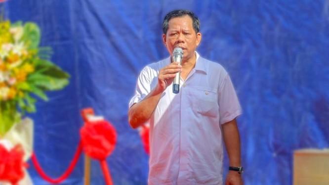Ông Nguyễn Công Chiến - Chủ tịch HĐQT CTCP Dược liệu Trung ương 2 (Phytopharma)