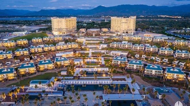 Dự án Alma Resort Khánh Hoà
