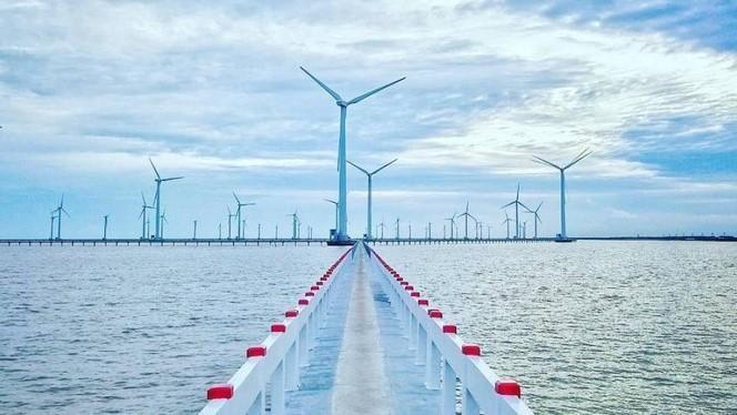 Asiapetro, Novasia Energy – những cái tên 'lạ' tại dự án điện gió La Gàn 10 tỉ USD (Ảnh minh hoạ)