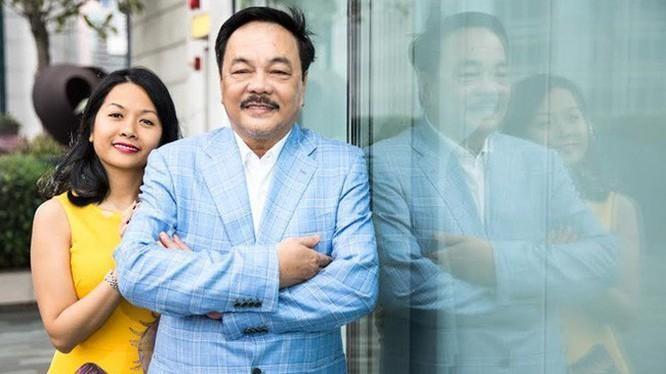 """Bà Trần Uyên Phương (con gái ông Trần Quí Thanh) quản lý nhiều khoản đầu tư """"ngoài ngành"""" của Tân Hiệp Phát thời gian qua."""