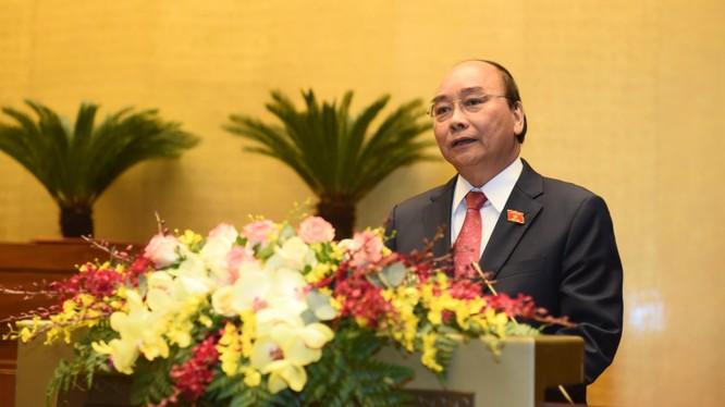 Thủ tướng Nguyễn Xuân Phúc - Ảnh: VGP/Nhật Bắc