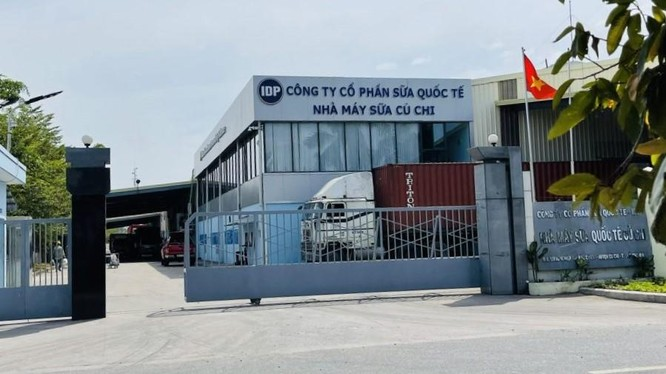 Nhà máy sữa của CTCP Sữa Quốc Tế - IDP (Nguồn: Internet)