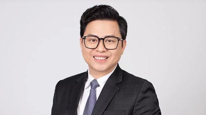 Ông Trương Khánh Hoàng - tân Quyền Tổng Giám đốc Ngân hàng TMCP Sài Gòn (SCB)