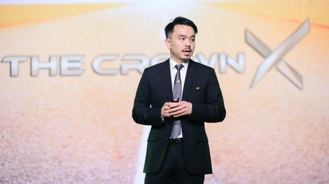 Ông Danny Le - Tổng Giám đốc Masan Group - chia sẻ về The CrownX