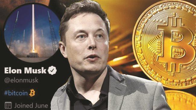 Elon Musk và những dòng tweet làm chao đảo thị trường tiền số