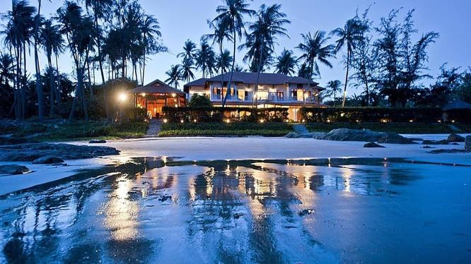 Khu du lịch Takalau Residences Club & Resort toạ lạc tại Mũi Né, Tp. Phan Thiết, tỉnh Bình Thuận