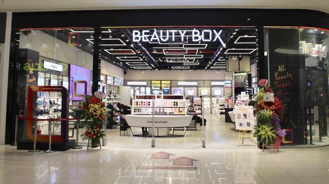 Một của hàng Beauty Box của Tập đoàn HSV