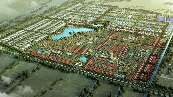 Dòng vốn 7.000 tỉ đồng trái phiếu chảy về khu công nghiệp Việt Phát 1.800ha tại Long An