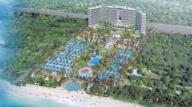 Phối cảnh Khu du lịch sinh thái Prime – Prime Resort and Hotels