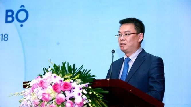 Tân Chủ tịch HĐQT VietinBank Trần Minh Bình