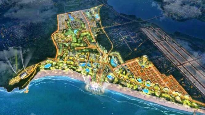 1.000 tỉ đồng chảy về siêu dự án KN Paradise của Golf Long Thành