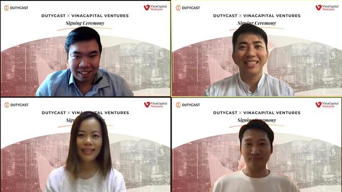 Đội ngũ sáng lập Dutycast
