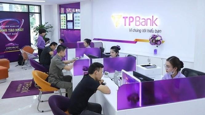 Vừa phát hành xong 100 triệu cổ phiếu, TPBank tiếp tục lên kế hoạch tăng vốn lần 2 năm 2021