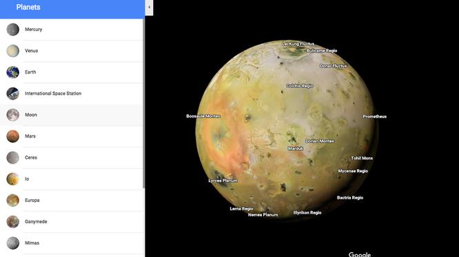 Tính năng mới của Google Maps (Ảnh Mashable)