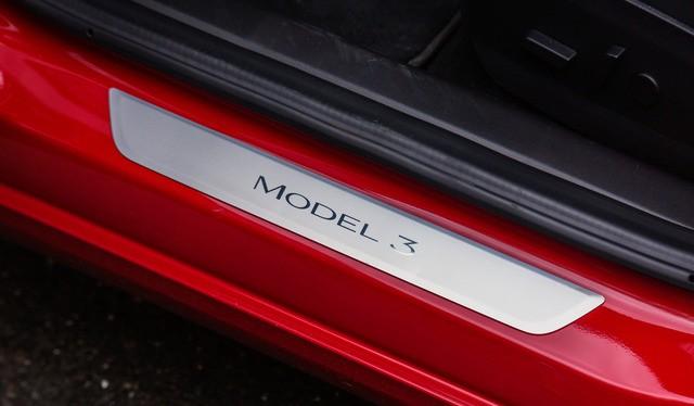 Telsa Model 3. Business Insider