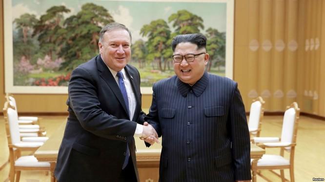Chuyến thăm Triều Tiên của Ngoại trưởng Mike Pompeo dự kiến vào cuối tháng 8 đã bị ông Donald Trump hủy bỏ