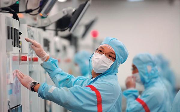 Nhân tài công nghệ chế tạo chíp của Đài Loan là đối tượng được Trung Quốc Đại Lục ráo riết lôi kéo