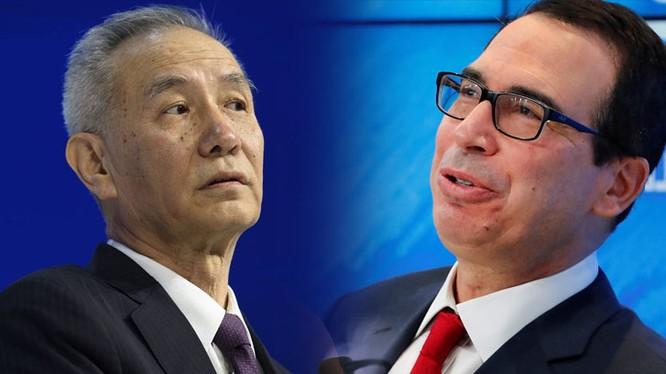 Cuộc đàm phán về thương mại lần 5 Trung - Mỹ sẽ diễn ra với sự gặp lại của cặp Lưu Hạc và Steven Mnuchin?