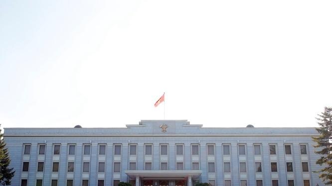 Trụ sở Đảng Lao động Triều Tiên là nơi chưa bao giờ mở cửa với bên ngoài nên mang màu sắc thần bí.. Nơi đây đã diễn ra cuộc hội đàm giữa nhà lãnh đạo Kim Jong Un và Tổng thống Hàn Quốc Moon Jae In