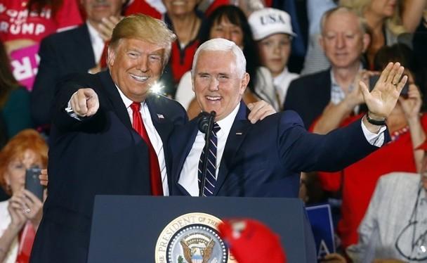 Phó Tổng thống Mike Pence sẽ thay mặt ông Donald Trump dự Hội nghị cấp cao APEC và công bố chiến lược Ấn Độ – Thái Bình Dương của Mỹ.