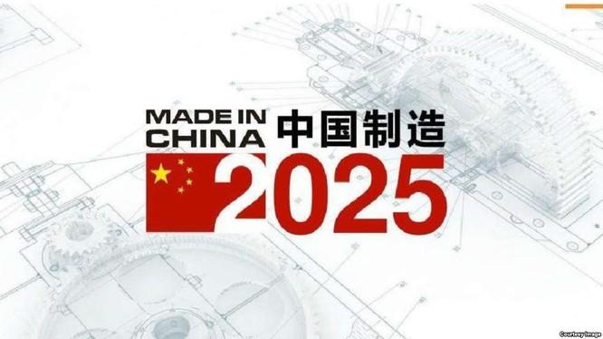 """Mặc dù ông Donald Trump nói Trung Quốc đã từ bỏ kế hoạch """"Made in China 2025"""", nhưng giới quan sát quốc tế không tin đó là sự thật"""