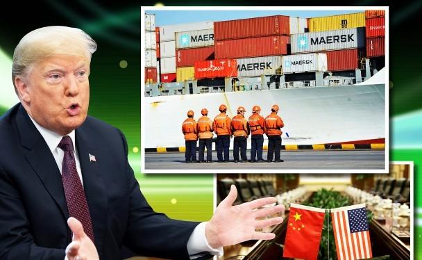 Ông Donald Trump: dù Trung Quốc đã trao danh mục nhượng bộ 142 khoản nhưng vẫn thiếu 4 - 5 điểm quan trọng để có thể đạt được một hiệp nghị.