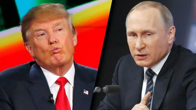 Việc ông Donald Trump hủy bỏ cuộc gặp Tổng thống Nga Vladimir Putin là điều đã được dự báo từ trước