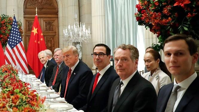 Các thành viên Nhà Trắng đã bộc lộ mâu thuẫn, bất đồng trong việc nhìn nhận, xem xét kết quả cuộc hội đàm Donald Trump - Tập Cận Bình
