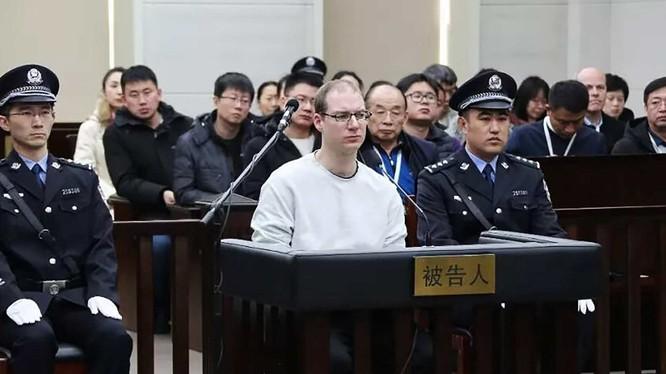 Vụ kết án tử hình Robert Schellenberg khiến hai nước Trung Quốc - Canada xảy ra đấu khẩu gay gắt.