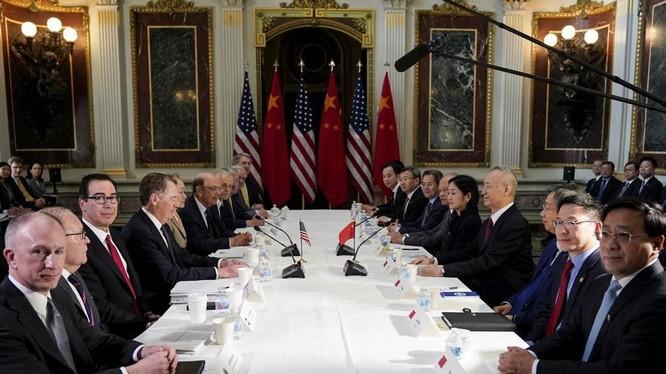 Sau vòng đàm phán thứ 7 Mỹ đã kéo dài thời hạn 90 ngày hoãn gia tăng mức thuế từ 10% lên 25% đối với 200 tỷ USD hàng hóa Trung Quốc