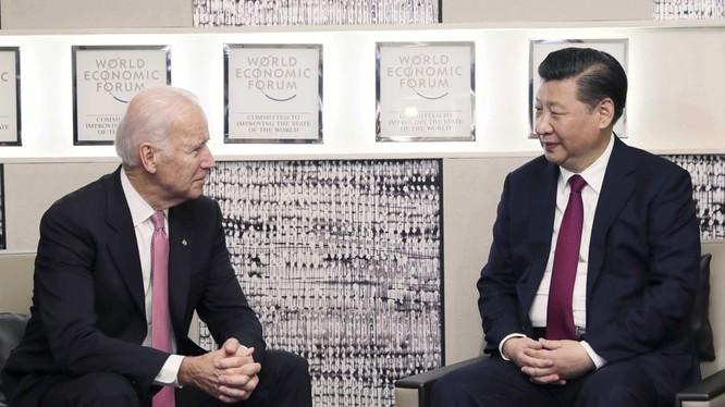 Mối lo ngại về quan hệ thâm giao giữa hai ông Joe Biden và Tập Cận Bình có thể là nguyên nhân nhiến ông Donald Trump tăng thuế mạnh mẽ đánh vào hàng hóa Trung Quốc