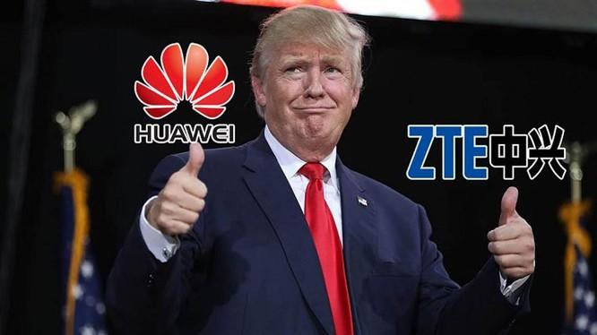 Mệnh lệnh hành chính của ông Donald Trump được cho là nhằm triệt đường làm ăn của các công ty công nghệ Trung Quốc