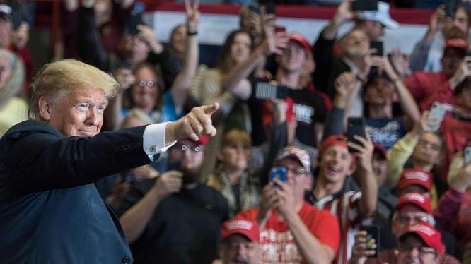 Tổng thống Donald Trump cho rằng Trung Quốc đã phá hoại cuộc đàm phán mậu dịch giữa Mỹ và Trung Quốc