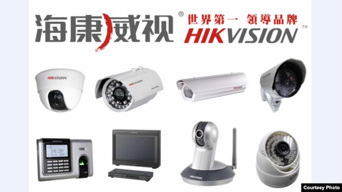 Sau Huawei, đến lượt Hikvision bị Mỹ ra tay trừng phạt trong cuộc chiến mậu dịch đang ngày càng nóng lên