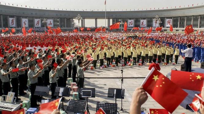 Kích thích chủ nghĩa dân tộc trong cuộc chiến thương mại với Mỹ đang là xu hướng được truyền thông Trung Quốc cổ súy