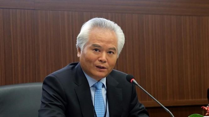 """Ngô Sĩ Tồn, Viện trưởng """"Viện nghiên cứu Nam Hải"""", Trung Quốc nói bừa: chiếc tàu gây ra tai nạn chỉ có thể là tàu Việt Nam"""