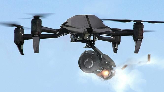 Giới quân sự Mỹ lo ngại về các máy bay không người lái cỡ nhỏ của Trung Quốc được sử dụng vào các cuộc tấn công kiểu bầy đàn