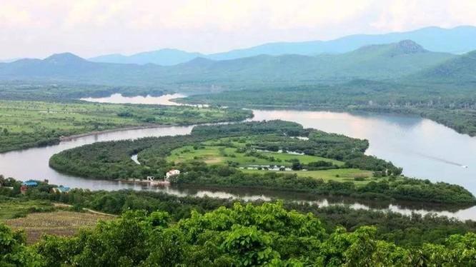 Đảo Trân Bảo hiện nay được tỉnh Hắc Long Giang, Trung Quốc mở cửa đón khách du lịch
