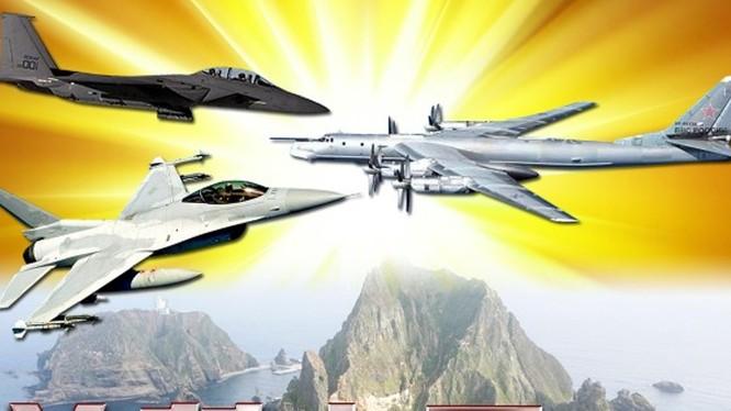 Vụ máy bay Hàn Quốc nổ súng vào máy bay Nga được cho là sự cố nghiêm trọng nhất trong nhiều năm qua