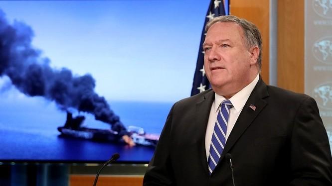 Ngoại trưởng Mỹ Mike Pompeo cho rằng Iran đã nói dối khi tuyên bố phá vỡ mạng lưới điệp viên của CIA