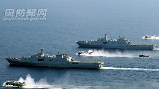 Trang tin Nhà quan sát của Trung Quốc cho rằng: các cuộc diễn tập này nhằm tạo nên sức ép quân sự to lớn lên Đài Loan, đáp trả việc Mỹ bán vũ khí cho Đài Loan cách đây không lâu.