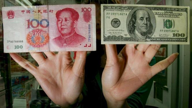Việc Trung Quốc phá giá đồng Nhân dân tệ và Mỹ coi Trung Quốc là quốc gia thao túng tiền tệ được coi là mở đầu cho cuộc chiến tranh tiền tệ
