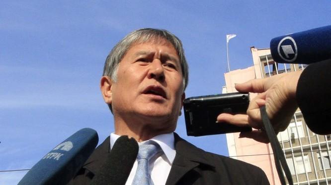 36 người đã chết và bị thương trong cuộc đột kích bắt giữ không thành cựu Tổng thống Kyrgyzstan Atambayev