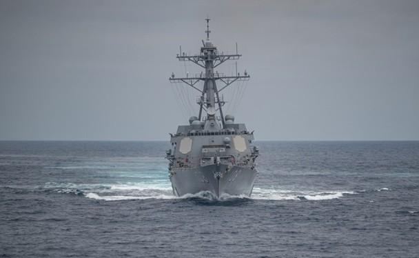 Tàu khu trục mang tên lửa dẫn đường DDG-108 Wayne E. Meyer